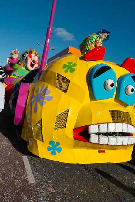 parade wagon