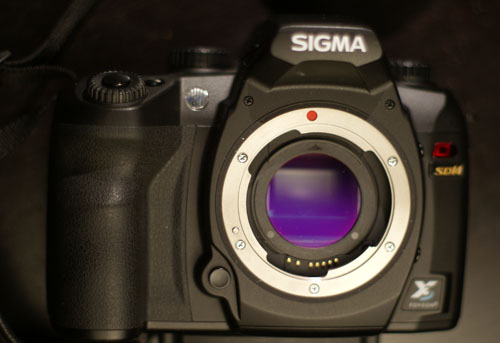 Review: Sigma sd14