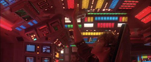 Alexei Leonov spaceship interface